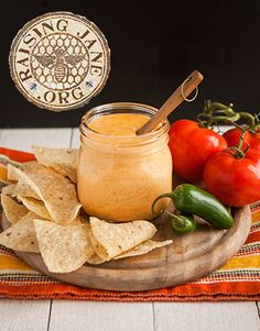 Sweet Potato Queso: Prep Time: 30 Minutes  Cook Time: 1 ½ Hours  Makes: About 3 ½ Cups