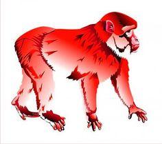 2016 год огненной обезьяны Tigger, Disney Characters, Fictional Characters, Art, Craft Art, Kunst, Art Journaling, Art Education, Artworks