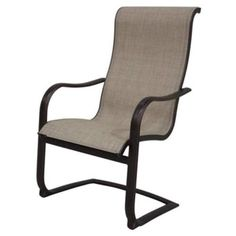 Afton Stack Sling Patio Chair Slate Threshold Target Deck Etc 2016 I Pinterest Patios And Porch