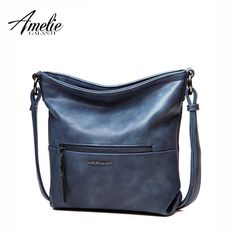 Cheap fashion shoulder bags, Buy Quality messenger shoulder bag directly from China shoulder bags Suppliers: AMELIE GALANTI 2017 Women Messenger shoulder Bag Vintage High Quality crossbody bags Casual Solid Zipper 4 Colors fashion Small Crossbody Bag, Crossbody Shoulder Bag, Shoulder Bags, Bags 2017, Shopper Bag, Casual Bags, Zipper Bags, Purses, Outfits