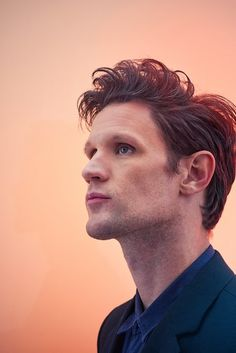 Matt Smith photographed for the Observer New Review in London last week by Phil Fisk. ( Grooming by Carlos Ferraz @ Carol Hayes )