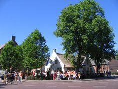 Café 't Bonte Paard, Laren, Noord-Holland.