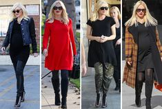 One Mama, Four Look: Gwen Stefani's Maternity Style | The Baby Post
