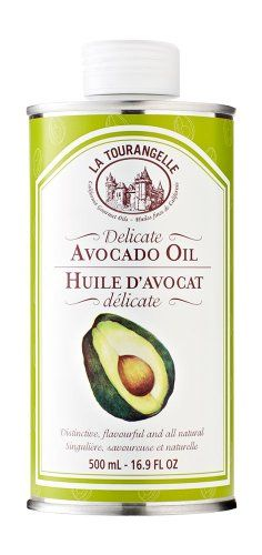 La Tourangelle Avocado Oil, 16.9 Ounce Tin: Amazon.com: Grocery & Gourmet Food