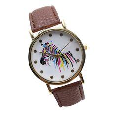 Senors Zebra Watch
