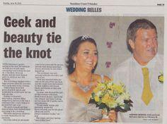 Sunshine Coast Wedding Belles from the Sunshine Coast Daily by  www.suzanneriley.com.au Suzanne Riley Marriage Celebrant Sunshine Coast