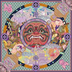 ARTIST: Ise Ananphada - A Thai for Detail | Thai illustrator Ise Ananphada has…