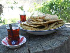到土耳其人家中作客隨時都有點心紅茶可吃喝,是最基本的待客之道。