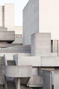 MODERN ARCHITECTURE |  Concrete walls, city jungle inspiration | www.bocadolobo.com #modernarchitecture #architecture