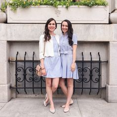 Loved meeting Carly from The College Prepster in NYC