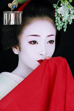 Halloween idea Japanese Geisha