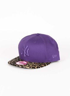 Kaotiko BCN – Gorra - NEW ERA LEO SNAP YANKEES PURPLE 1f0a722b04c