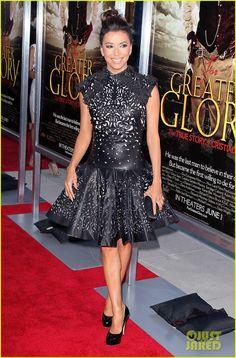 Eva Longoria: 'For Greater Glory' Premiere!