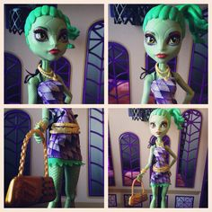 Gordon Girl Monster High
