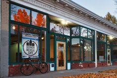 The Denver Bicycle Cafe - One of my favorite spots in town to hang out.