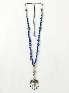 Free People Totem Bird Necklace, $350.00