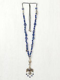 Free People Totem Bird Necklace, $350.00