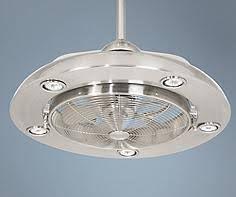 """Possini Euro Segue 24""""-W Brushed Nickel 5-Light Ceiling Fan - Style # N4214"""