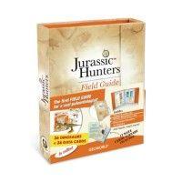Jurassic Hunters - Field Guide  - Rocco Giocattoli Shop #giochieducativi #giochiinscatola #geoworld #dinosauri #giochiscientifici