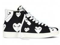 bca50f392228 Comme Des Garcons x Converse Pro Leather Collection