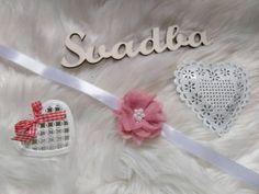 Výroba svadobných pierok a doplnkov na Váš svadobný deň - waidy / SAShE.sk