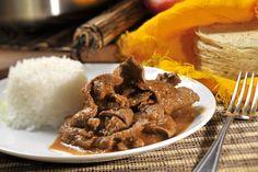 Fajitas de res en salsa de morita | Cocina y Comparte | Recetas de Cocina al Natural