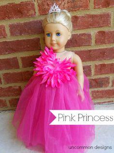 american girl princess costume.. DIY.