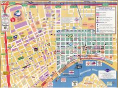 new orleans tourist map pdf Map Of French Quarter French Quarter Map Jpg 21 Jan 2006 10 37 new orleans tourist map pdf