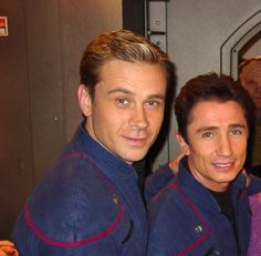 Fan Blog Dominic Keating (dragonfly811:   Favorite buddy from Enterprise...)