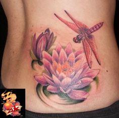 tatuajes flor de loto - Buscar con Google