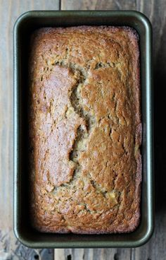 Healthy banana bread made usingwholesome ingredients and prepared using only one bowl. This delicious recipe can be made ahead of time for breakfast or snacks. Out of all the banana recipes I've shared on Organize Yourself Skinny I can't believe it's taken this long to share my go-to healthy banana bread recipe. I found this …