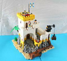 Lego Eldorado Fortress Revisited [MOC]: A LEGO® creation by =DoNe= . : MOCpages.com