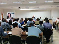 Hoy está teniendo lugar en el CEF.- de Madrid el Seminario sobre la Reforma Tributaria 2015 con unos ponentes de lujo. En la foto, D. Diego Martín-Abril (Director general de Tributos) ha iniciado la sesión con los principales aspectos de la reforma del Sistema Tributario