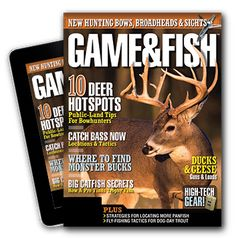 """Oh My.how time flies -  my first article for @GameandFishMag  -""""A look at hunting gear options for women"""" -so grateful to so many people for all the breaks I have had in my life!"""