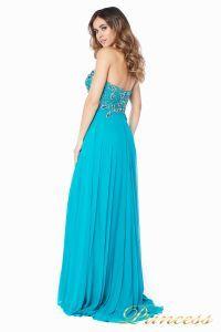 f0556716a5a Купить вечернее платье 12056t зеленого цвета по цене 19500 руб. в Москве в  интернет-магазине Принцесса