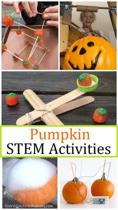 These simple pumpkin STEM activities are perfect for fall #STEMactivities #STEMforkids #STEMchallenges Pumpkin Stem, Reading At Home, Stem For Kids, Learn Faster, Stem Challenges, Food Crafts, Tooth Fairy, Stem Activities, Halloween Fun