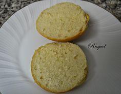 Pan de Hamburguesas con Leche