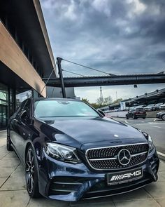 2,676 вподобань, 8 коментарів – Mercedes-Benz ㉦ (@mb.cars) в Instagram: «////AMG E 43 #mercedes #benz #mercedesbenz #mercedesamg #amg #e43 #e43amg #w213 #blue #loveit…»
