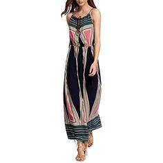 New Trending Pants: Besde Women Ladies Summer Boho Long Dress Beach Dress Bathing Suit Sundress (S, Multicolor). Special Offer: $10.39 amazon.com Size Details: ※Size:S Bust:86cm/33.9″ Waist:58-84cm/22.8-33″ Length:126cm/49.6″ US:4 UK:8 EU:34 ※Size:M Bust:90cm/35.4″ Waist:60-88cm/23.6-34.6″ Length:127cm/50″ US:6 UK:10 EU:36 ※Size:L Bust:94cm/37″...
