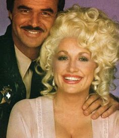Dolly Parton & Burt Reynolds...Miss Mona & Ed Earl ...'Best Little Whorehouse in Texas'
