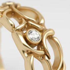 gold rings | Freelancers 3D