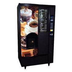 The Crane National 673 is our best selling coffee vendor that is ideally suited … – Brewing Equipment Decaf Coffee, Hot Coffee, Coffee Drinks, Coffee Machine, Coffee Maker, Coffee Vending Machines, International Coffee, Cafe Sign, Brewing Equipment