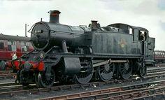 BR (GWR) 61XX class 2-6-2 T