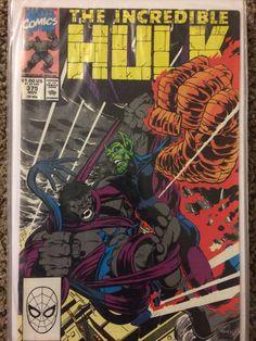 The Incredible Hulk #375 1990
