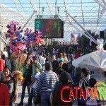 Más de 400.000 personas visitaron el Poncho 2014