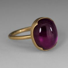 Oval Tourmaline Ring,Gabriella Kiss