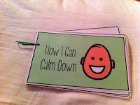 Calm Down Kit - use the book at work?@Josie Martinez Martinez Martinez Hildebrand