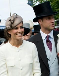 Its okay to make everyone wear a hat to your wedding even if you arent royalty, right?  good. http://media-cache4.pinterest.com/upload/281052832965709651_uFmYv61R_f.jpg kristenvie i do
