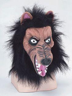 Rubber Overhead Latex Wild Animal Safari Dress Up Fancy Dress Masks