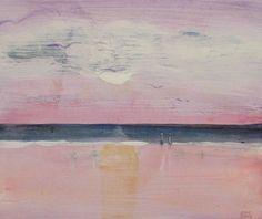 """""""Nach Sonnenuntergang am Meer"""""""
